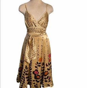 Ted Baker Latifah Floral Dress Size 2